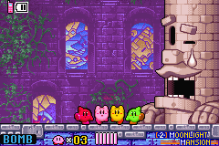 Kirby & the Amazing Mirror - Oppa Dream-land style! - User Screenshot